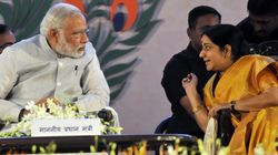 Sushma Swaraj Is Most Followed Woman Leader In The World On Twitter, Modi Ranks Third