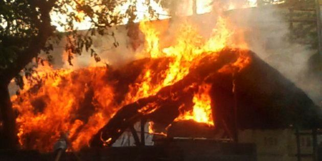 Mathura Clashes: SP Among 2 Killed, 100 Hurt In Clash With Encroaching