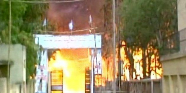 Mathura Clashes: Death Toll Climbs To 24, Rajnath Singh Speaks To UP Chief