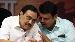 Maharashtra BJP Minister Eknath Khadse Quits Over Graft