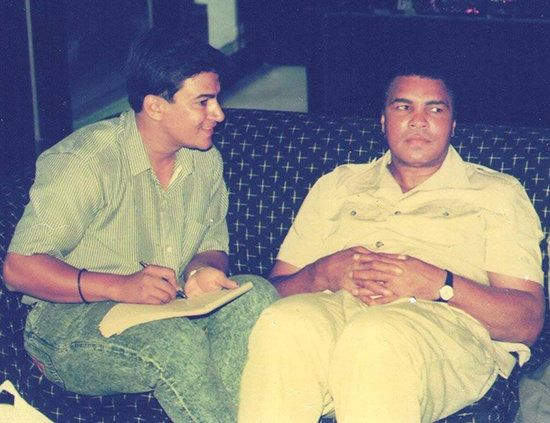 The Magical Time When I Sparred With Muhammad Ali In A Mumbai Hotel