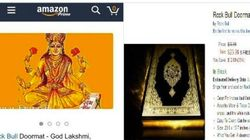 Amazon Removes Doormats With Images Of Hindu Gods After