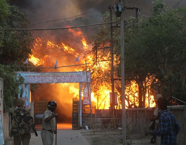 Mathura DM, SSP Transferred After 29 Killed In