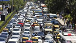 Govt To Use Technology To Ease Delhi's Traffic