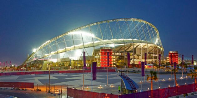 Khalifa International stadium is a National stadium in Doha. Renovated in 2005 and with a capacity of...