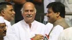 Gurudas Kamat Quits Congress,