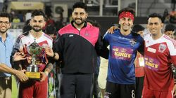 PHOTOS: Ranbir Kapoor's 'All Stars' Faced Off Against Virat Kohli's 'All Heart' In A Charity Football
