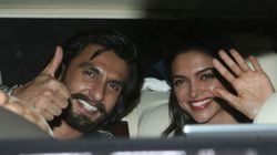 Here's Where Ranveer Singh And Deepika Padukone Are Headed For Their Next