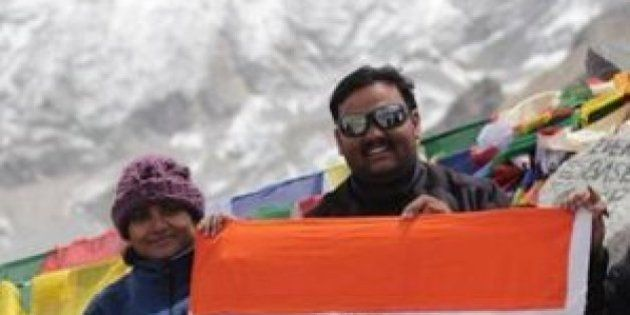 Meet The First Indian Couple Who Scaled Mt. Everest