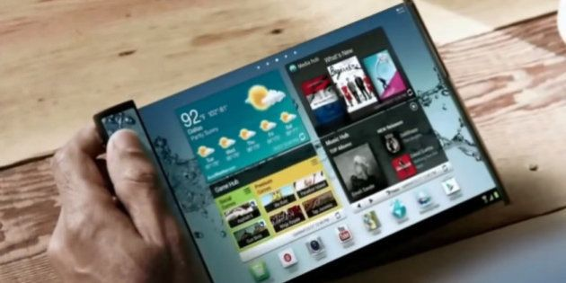 Samsung Likely To Launch Foldable Phones In