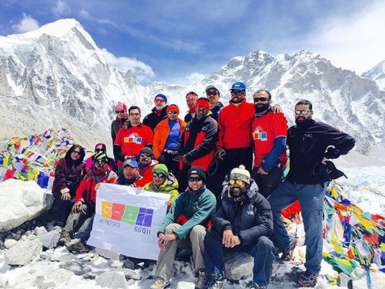 13 Ways How Trekking To Everest Base Camp Is Like Running A