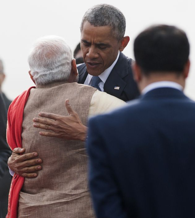This Relentless Focus On Modi-Obama's Bromance Comes At A