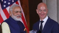 Amazon To Pump An Additional $3 Billion Into India, Says CEO Jeff