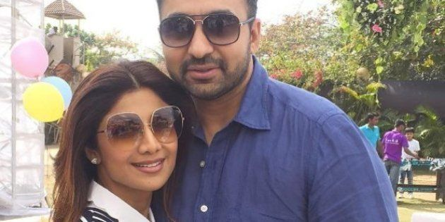 Shilpa Shetty's Romantic Pre-Birthday Celebrations With Husband Raj
