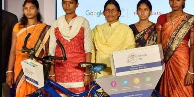 Google And Tata Trust's Internet Literacy Program For Rural Women Launched In West