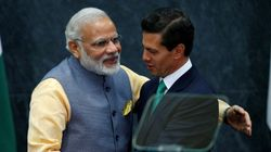 Mexico Supports India's Membership Of The