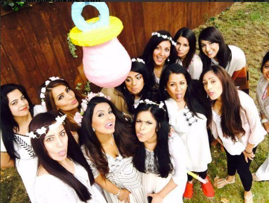 PHOTOS: Geeta Basra's Baby Shower Was Super