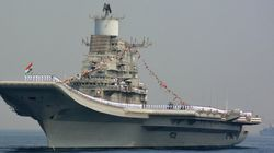 2 Dead, 2 Injured On Board INS Vikramaditya After Gas