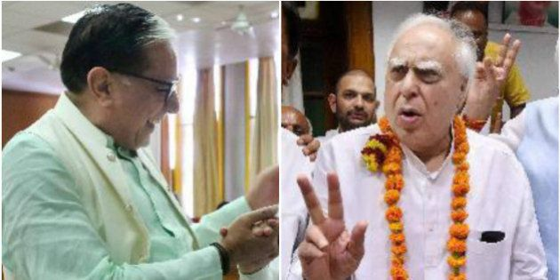 Rajya Sabha Polls: Kapil Sibal Wins, But Poll Results Point At Rebellion In Congress