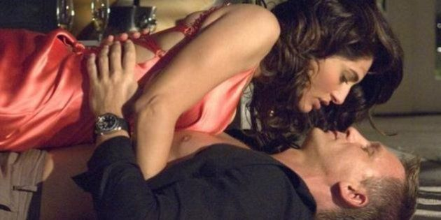 Former Bond Girl Caterina Murino Is Making Her Bollywood Debut With