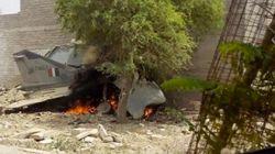 MiG-27 Fighter Plane Crashes In Jodhpur, Pilot