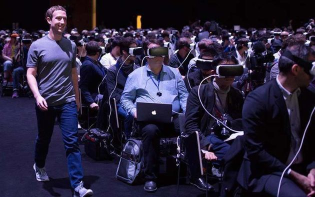 Zuckerberg Talks About AI, VR, Connectivity And More In Live Q &
