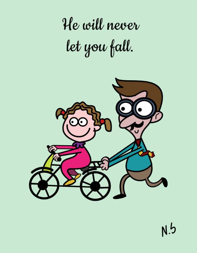 This Mumbai Woman's Adorable Father's Day Sketches Say It