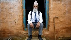 PHOTOS: Meet Nepal's Oldest Student, 68-Year-Old Durga