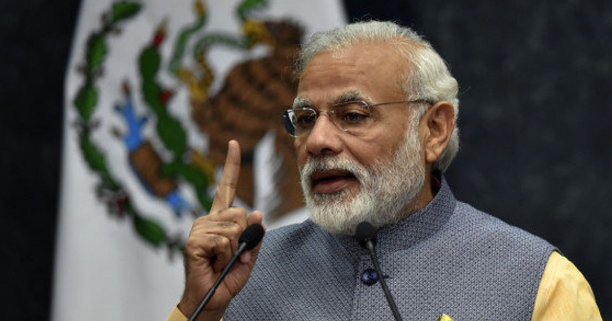 Pm Narendra Modi Wants Country S Taxmen To Be Soft And