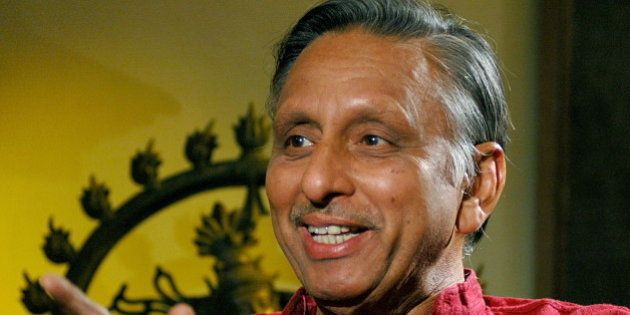 INDIA - AUGUST 02: Mani Shankar Aiyar, Union Cabinet Minister for Petroleum and Natural Gas and Panchayati...