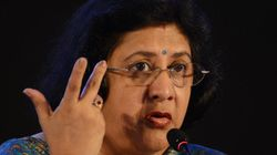 Could Arundhati Bhattacharya Break The Glass Ceiling At Reserve Bank Of