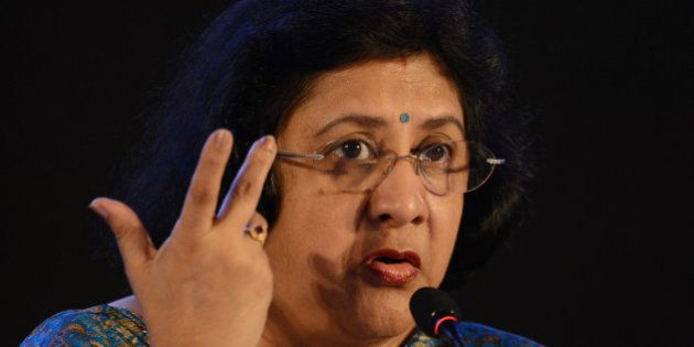 Arundhati Bhattacharya, the chairman of the State Bank of India, the largest public sector bank in India,...