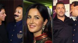 PHOTOS: Bollywood Stars Who Attended Baba Siddique's Iftar