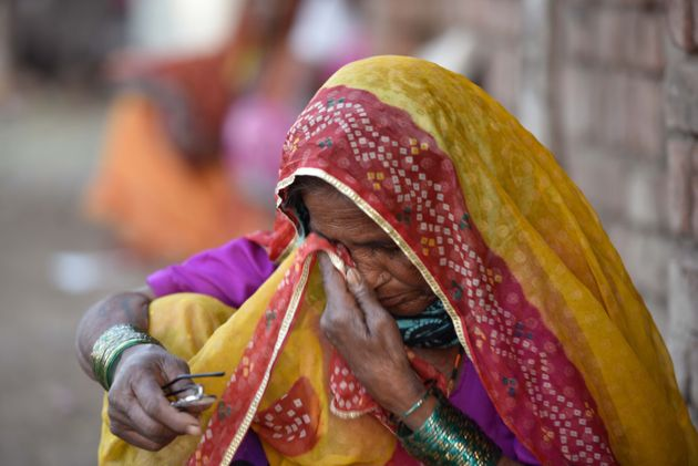 India's Suicide Farmers' Widows Face 'Living