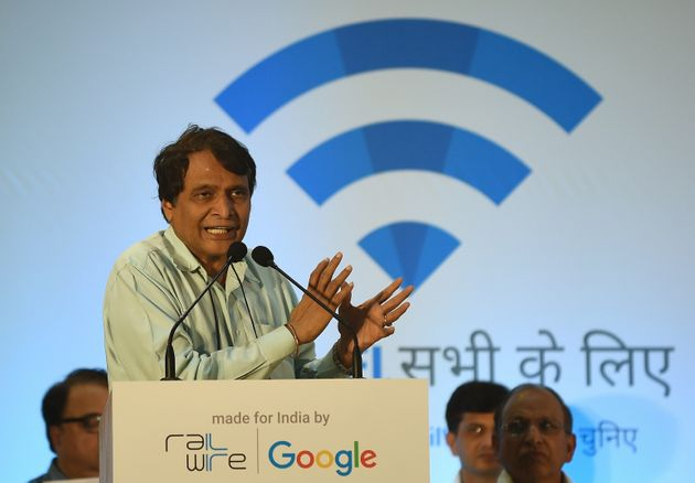 1.5 Million Indians Use Google's Free WiFi In Railway