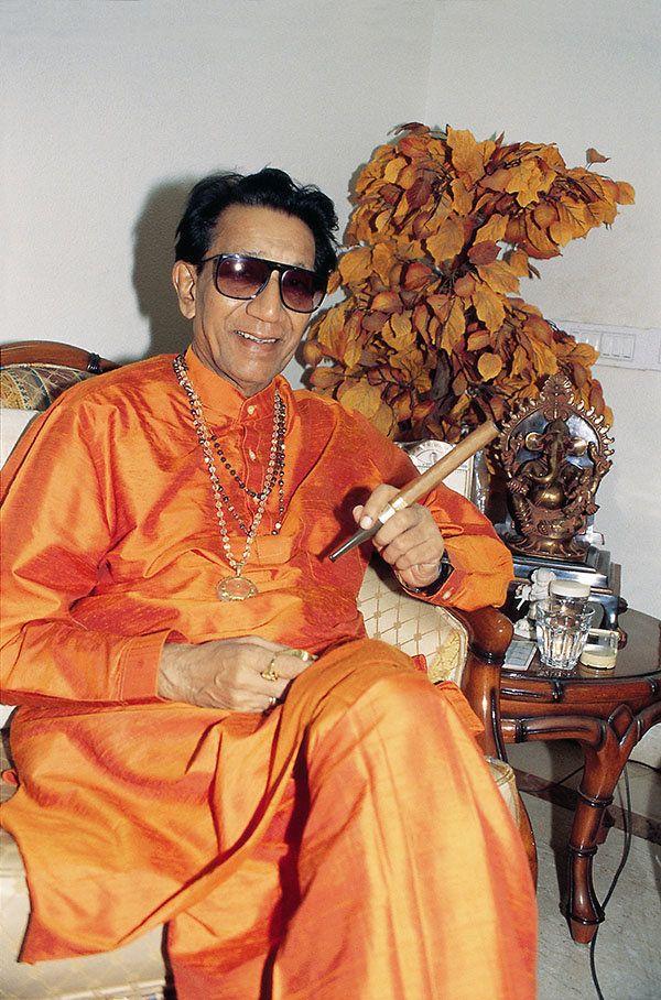 Saffron And Cigars: Balasaheb, The Bon