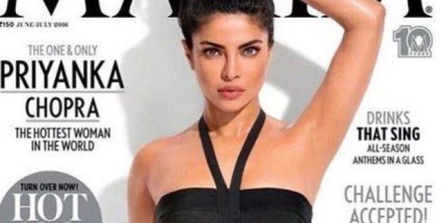 Priyanka Chopra Responds To #ArmpitGate In The Most Hilarious