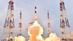 ISRO Sets Record, Launches PSLV-C34 With 20