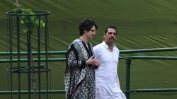 Robert Vadra Served Notice By ED, Confirms Priyanka Gandhi
