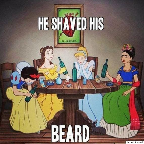 It Is True. The Beard Is Making The World... Err... The Internet, A Better