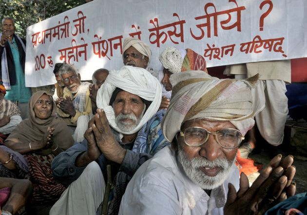 This Is How The PMO Responded When Senior Citizens Sent Their Day's Pension In