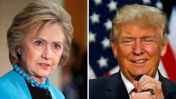 Donald Trump Rakes Up Hillary Clinton's Indian Donations