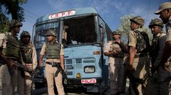 Eight CRPF Personnel, Two Terrorists Killed In Jammu & Kashmir