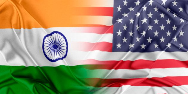 Relations between two countries. USA and