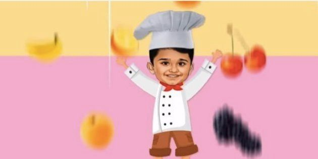 WATCH: This 6-Year-Old Chef From Kochi Has Some Mad Culinary