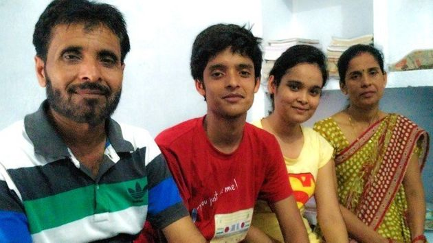 This School Teacher's Son Who Cleared IIT Has The Best Advice For