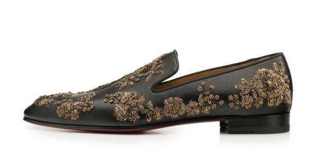 sabyasachi and louboutin shoes online