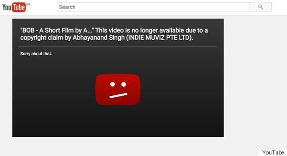 Aneel Neupane's Short Film 'Bob' Has Also Been Taken Down From