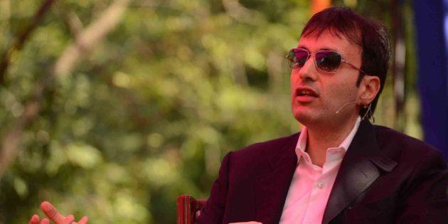 JAIPUR, INDIA - JANUARY 26: Author Ruchir Sharma during Jaipur Literature Festival in Jaipur. (Photo...