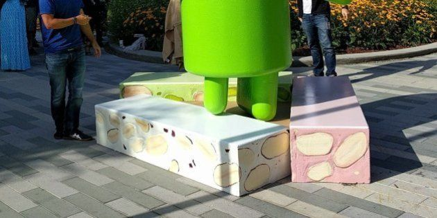 Sorry Neyyappam Fans, Google's Latest Offering Is Called Android